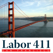 Labor 411 San Francisco